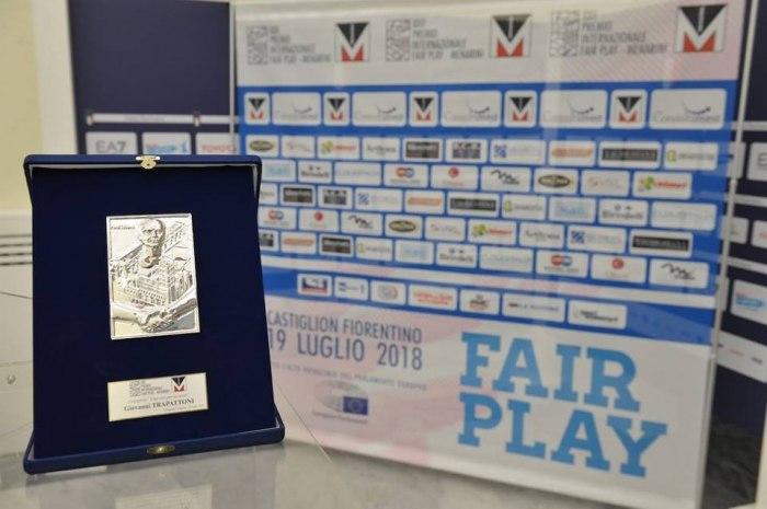 Premio Fair Play, un esempio di valorizzazione del territorio
