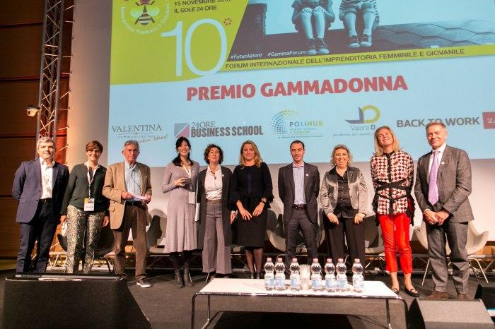 Premio GammaDonna, iscrizioni fino al 12 settembre