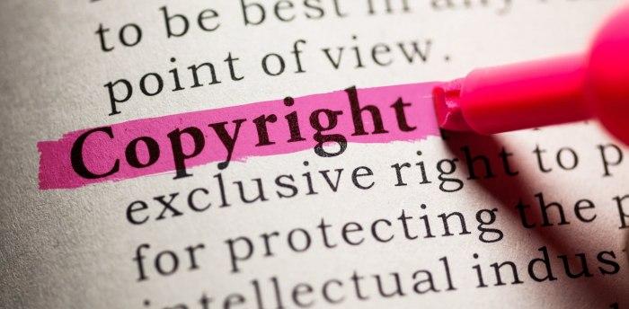 Cosa sappiamo del copyright