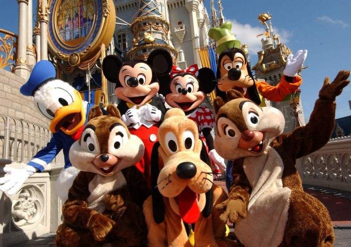 È Disney la marca più amata dagli italiani