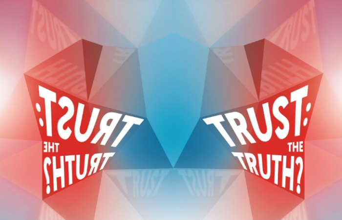 The truth about trust… maybe